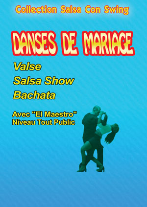 DVD initiation Bachata