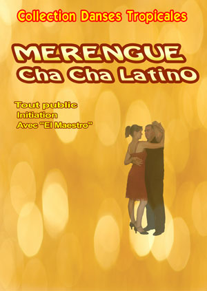 DVD cours de Merengue